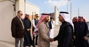 وزير الإسكان يتفقد مشروع سرايا الغروب