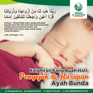 Nama Bayi Laki-laki Islam
