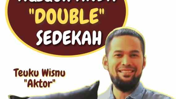 Balibul Aqiqoh Anda Double Sedekah