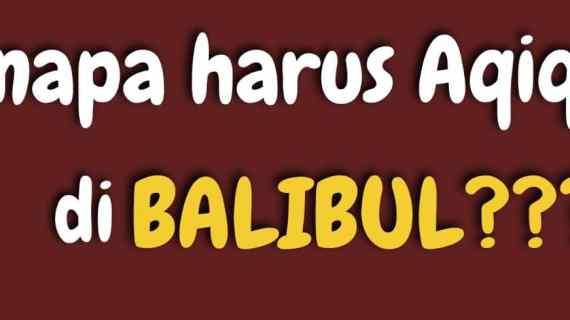 Kenapa Harus Aqiqoh di Balibul