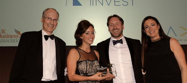 images: NorthInvest scores UK Business Angels Association Award