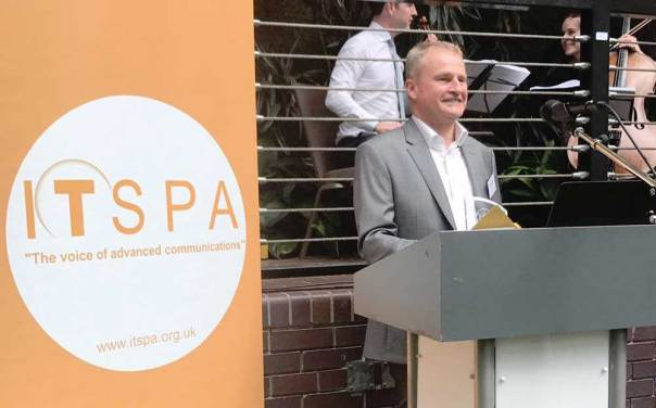 image: ITSPA 2018 award for aql