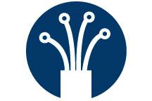 image: Fibre broadband icon