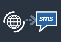 image:Web to SMS
