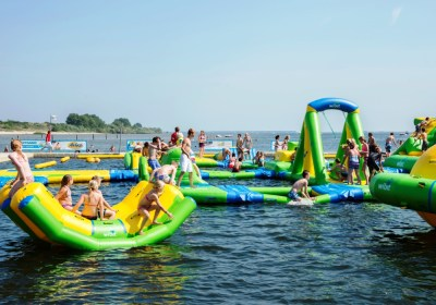 Aqua Park product in Germany