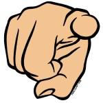 Judgements Pointing Finger Color