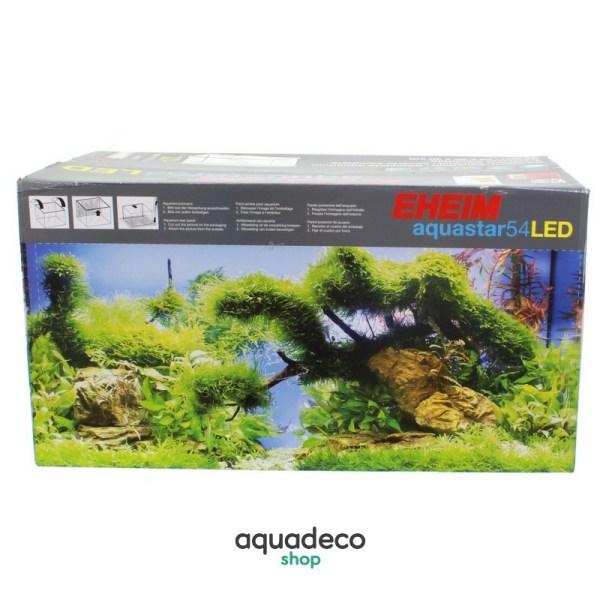 Аквариумный комплект EHEIM aquastar 54 LED белый full 0340646 1 AquaDeco Shop