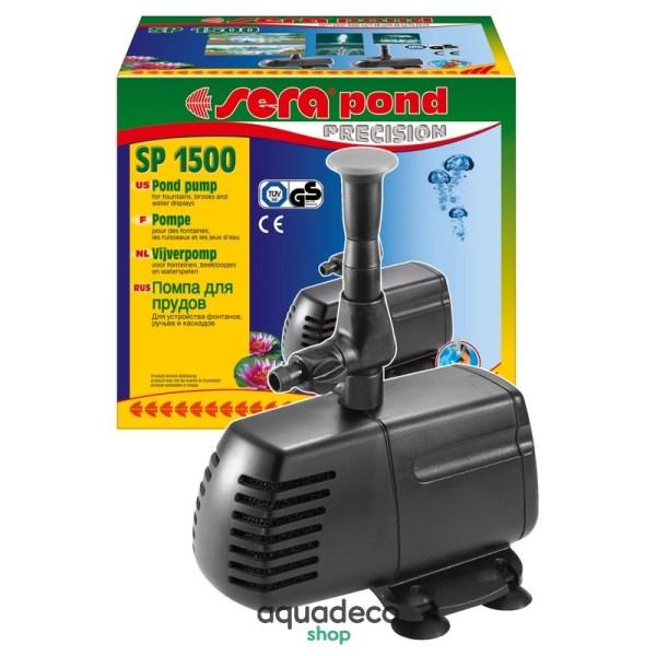 Sera pond pump SP 1500 - помпа для фонтанов. 1