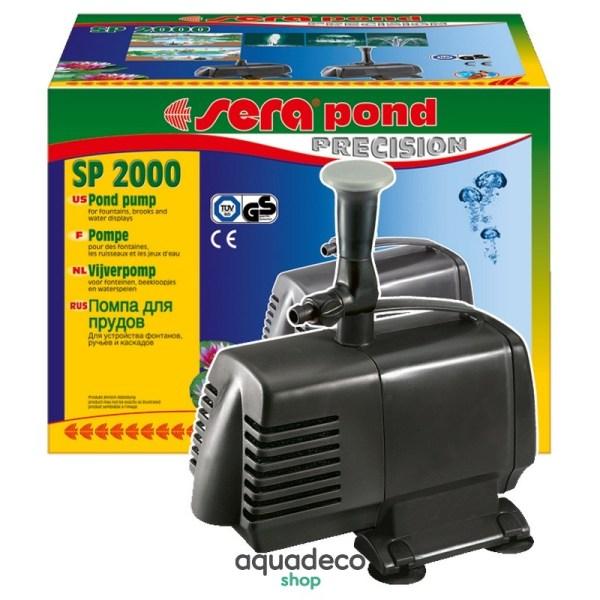 Sera pond pump SP 2000 - помпа для фонтанов. 3