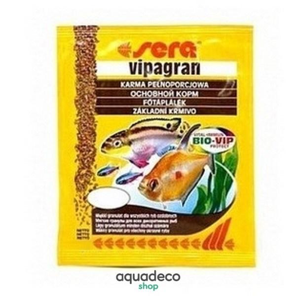 Sera vipagran - family корм для всех аквариумных рыб. Гранулы 5 g: купить в Киеве с доставкой