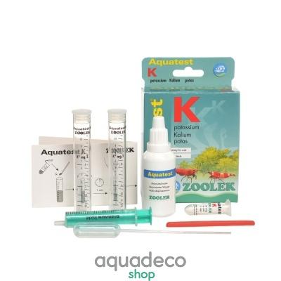 Купить Тест на содержания калия Zoolek Aquatest K в Киеве с доставкой по Украине