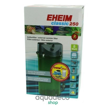 Купить Внешний фильтр EHEIM classic 250 Plus в Киеве с доставкой по Украине