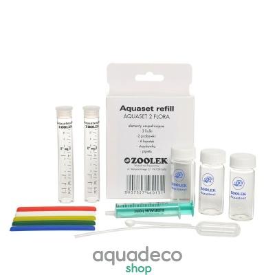 Купить Набор аксессуаров для тестов Zoolek Aquaset 2 refill Flora в Киеве с доставкой по Украине