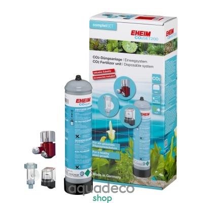 Купить Система CO2 EHEIM CO2SET200 Complete set 500г в Киеве с доставкой по Украине