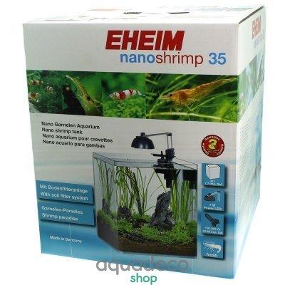 Купить Аквариумный комплект EHEIM nano shrimp 35 в Киеве с доставкой по Украине