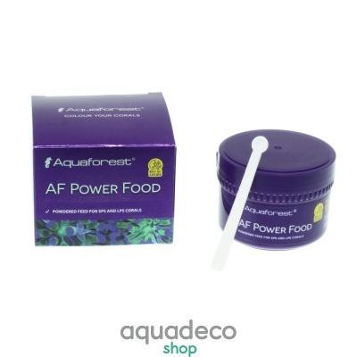 Купить Корм для жестких SPS, LPS кораллов Aquaforest AF Power Food 20г в Киеве с доставкой по Украине