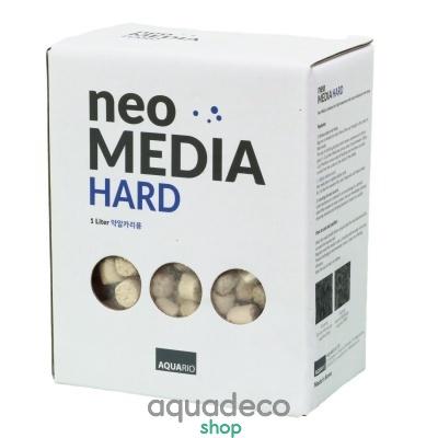 Купить Наполнитель Aquario Neo Media Hard 1л для биофильтрации повышающий pH в Киеве с доставкой по Украине