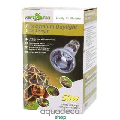 Купить Неодимовая лампа Repti-Zoo Neodymium Daylight 50W B63050 в Киеве с доставкой по Украине