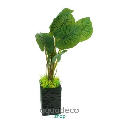 Купить Искуственное растение 25см BE2509 в Киеве с доставкой по Украине