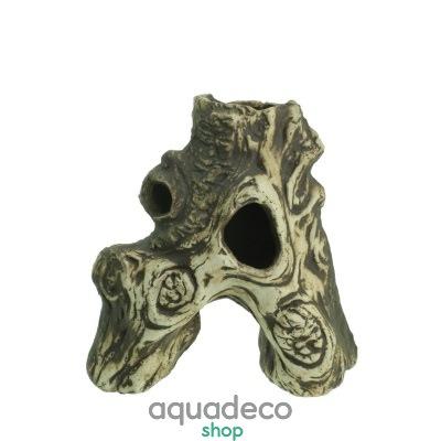 Купить Грот керамический Aqua Nova коряга 17x17x8см в Киеве с доставкой по Украине