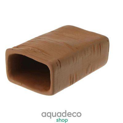 Купить Грот керамический Aqua Nova прямоурольный -S – 5,5x3x9см в Киеве с доставкой по Украине