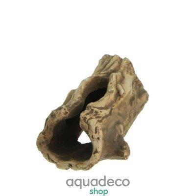 Купить Грот керамический Aqua Nova бревно S 7,5x5,5x3см в Киеве с доставкой по Украине