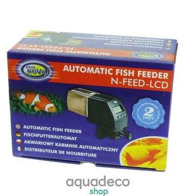 Купить Кормушка автоматическая Aqua Nova N-FEED AQUARIUM в Киеве с доставкой по Украине