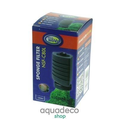 Купить Аэрлифтный фильтр Aqua Nova NSF-C80L в Киеве с доставкой по Украине