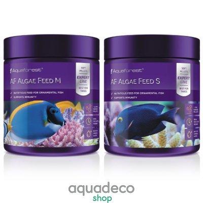 Купить Корм для морських растительноядных рыб Aquaforest AF Algae Feed в Киеве с доставкой по Украине