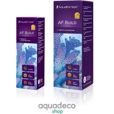 Купить Добавка для поддержания PH в рифовом аквариуме Aquaforest AF Build в Киеве с доставкой по Украине