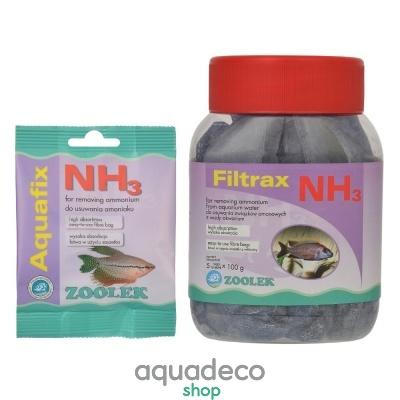 Купить Наполнитель для удаления NH3 Zoolek Aquafix_Filtrax NH3 в Киеве с доставкой по Украине