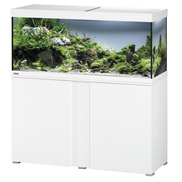 Аквариумный комплект EHEIM vivaline LED 240 1x20W (LED) с тумбой (vivaline LED 240 белый) купить