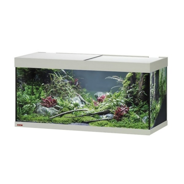 Аквариумный комплект EHEIM vivaline LED 180 1x17W (LED) без тумбы (vivaline LED 180 серый дуб) купить