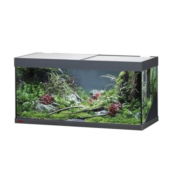 Аквариумный комплект EHEIM vivaline LED 180 1x17W (LED) без тумбы (vivaline LED 180 антрацитовый) купить