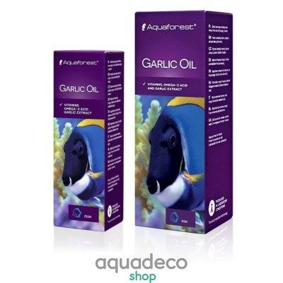 Купить Добавка к корму, экстракт чеснока Aquaforest Garlic Oil в Киеве с доставкой по Украине