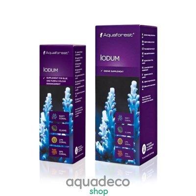 Купить Йод (I) для морского аквариума Aquaforest Iodum в Киеве с доставкой по Украине