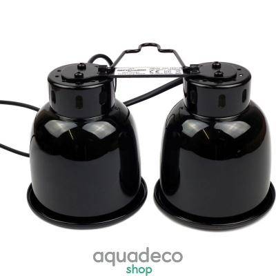 Купить Двойной светильник для ламп Repti-Zoo DRL02 2х40 Вт в Киеве с доставкой по Украине