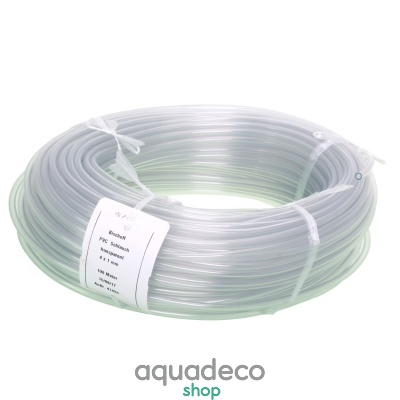 Купить Шланг для компрессора SCHEGO PVC-hose 4_6мм в Киеве с доставкой по Украине