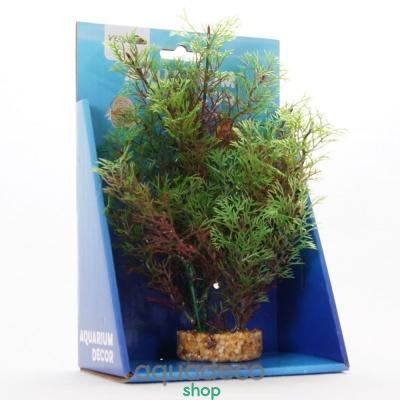 Купить Искусственное растение Yusee Красная Кабомба 20см в Киеве с доставкой по Украине
