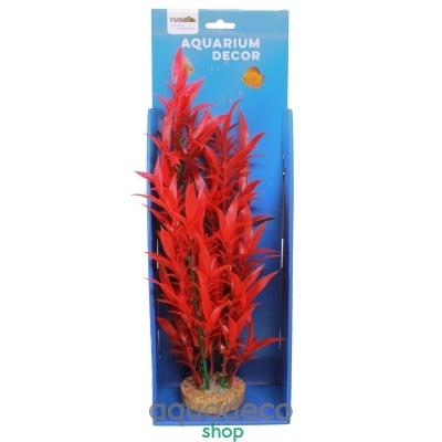 Купить Искусственное растения Yusee Альтернантера Красная 35см в Киеве с доставкой по Украине