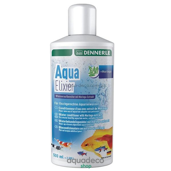 Aqua Elixier 500ml Кондиционер для аквариумной воды Dennerle: купить в киеве, цена, фото, обзор, инструкция. Aqua-Deco.com.ua