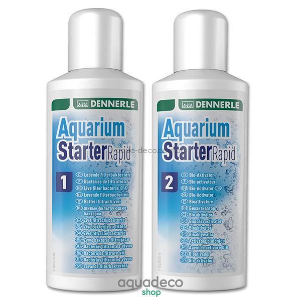 2-компонентный биоактиватор Aquarium Starter Rapid 200ml: купить в киеве, цена, фото, обзор, инструкция. Aqua-Deco.com.ua