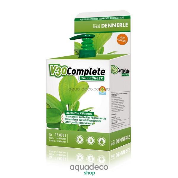 Полное комплексное удобрение для всех аквариумных растений V30 Complete, 500 мл: купить в киеве, цена, фото, обзор, инструкция. Aqua-Deco.com.ua