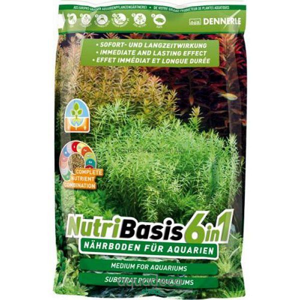Грунтовая подкормка для аквариумных растений Nutri Basis 6 in 1: купить в киеве, цена, фото, обзор, инструкция. Aqua-Deco.com.ua