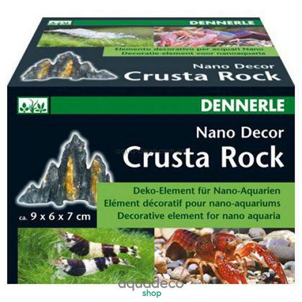 Декорация для мини-аквариума Nano Crusta Rock M: купить в киеве, цена, фото, обзор, инструкция. Aqua-Deco.com.ua