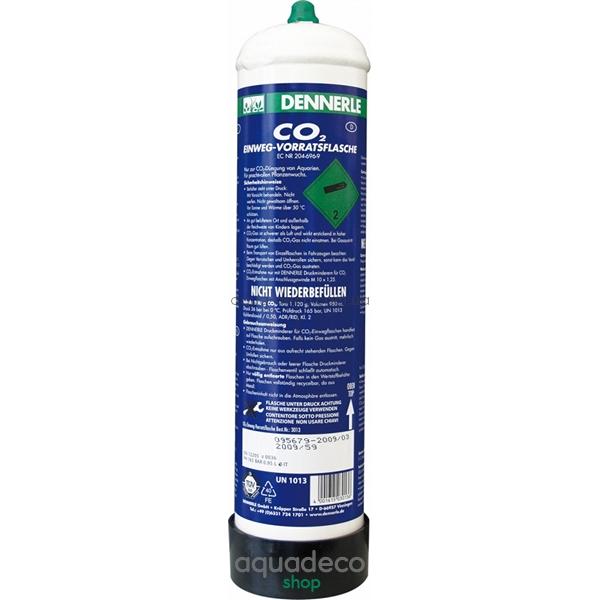 Комплект для удобрения растений CO2 Dennerle EINWEG 300 Quantum 784 1 AquaDeco Shop