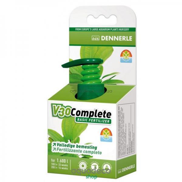 Полное комплексное удобрение для всех аквариумных растений  V30 Complete, 50 мл: купить в киеве, цена, фото, обзор, инструкция. Aqua-Deco.com.ua