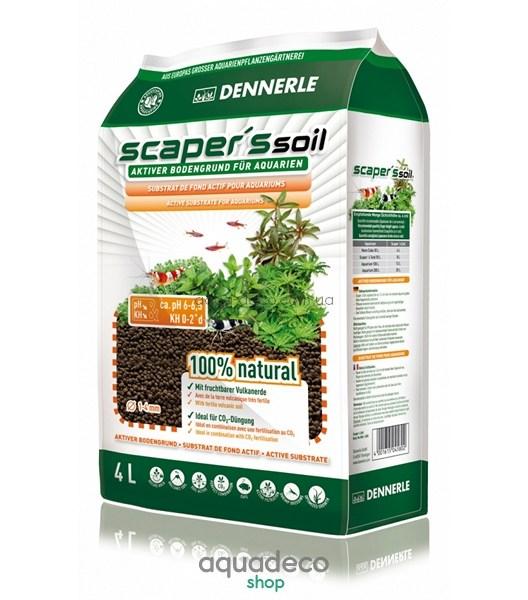 Питательный грунт для растительных аквариумов Scaper's Soil 1-4 mm, 4 литра: купить в киеве, цена, фото, обзор, инструкция. Aqua-Deco.com.ua