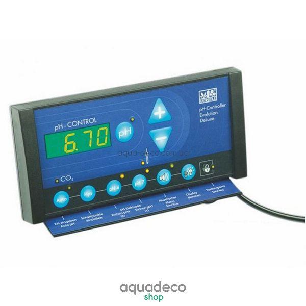 рН-контроллер Evolution DeLuxe: купить в киеве, цена, фото, обзор, инструкция. Aqua-Deco.com.ua