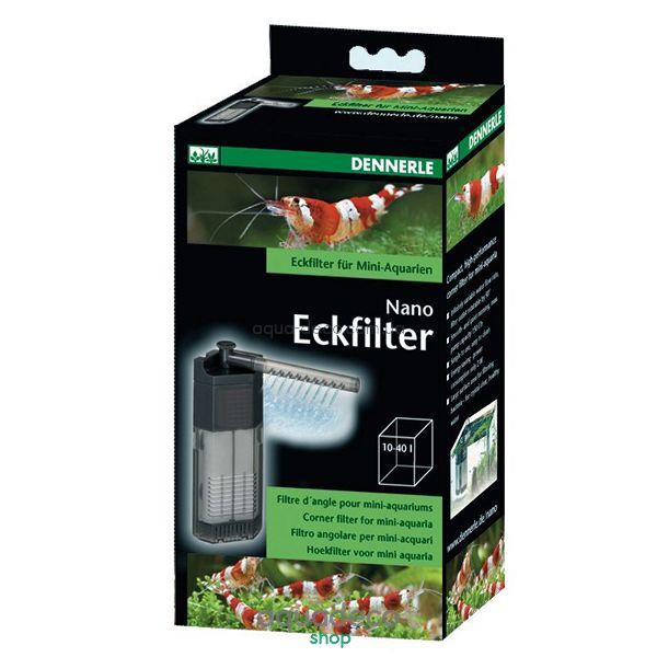 Фильтр Nano Clean Eckfilter, угловой, для аквариумов 10-40 л.: купить в киеве, цена, фото, обзор, инструкция. Aqua-Deco.com.ua